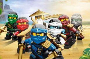 Сказка про Лего Нинзя Го: как набраться терпения?