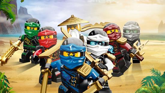 Сказка про Лего Нинзя Го