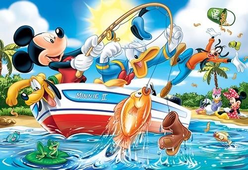 Сказка Микки Маус картинка