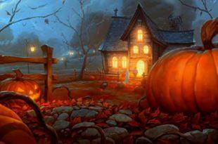 Сказка о Хэллоуине