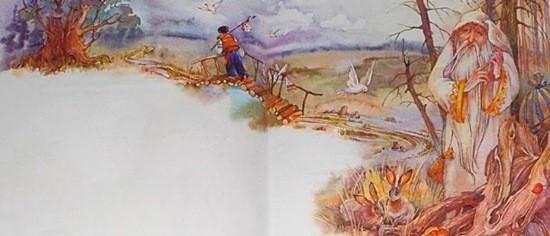 сказка Знахарь (Украинская сказка) картинка