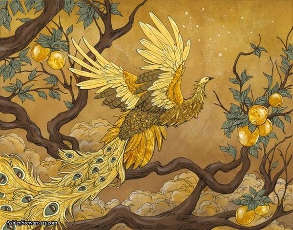 сказка Золотая птица