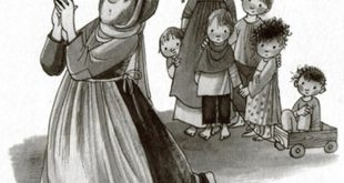 Бедная вдова и клад сказка