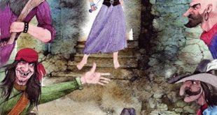 Благочестивая разбойница сказка