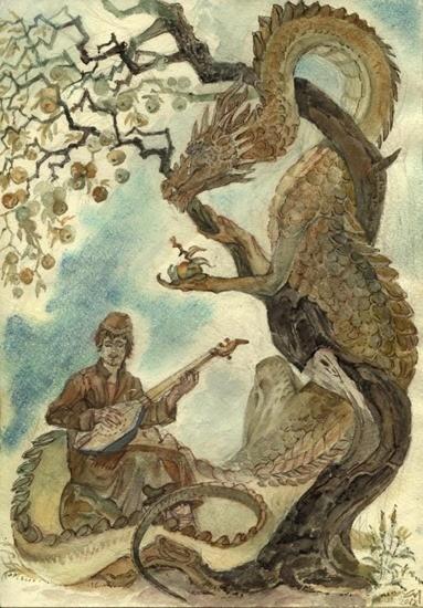 Чонгурист сказка