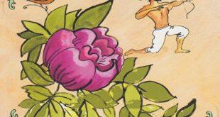 Чудесная роза сказка