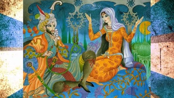 Дочь султана и сын махараджи