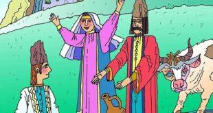 Два брата (Армянская сказка)