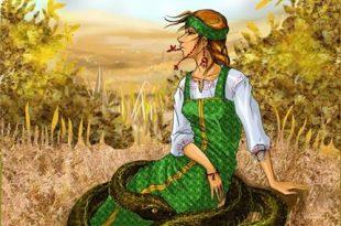 Каспар, царевич-змей