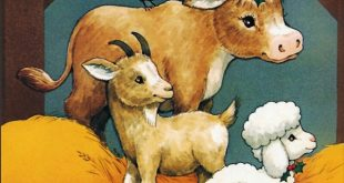Козлёнок, ягнёнок и телёнок сказка