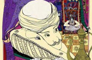 Ленивый Ахмед сказка