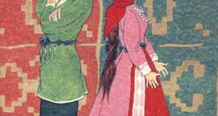 Масленица (Армянская сказка)