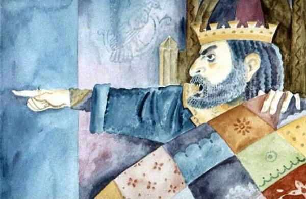 Неблагодарный царь и умный крестьянский сын