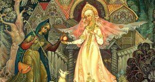 Немая царевна сказка