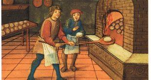 Пекарь и нечистая сила сказка
