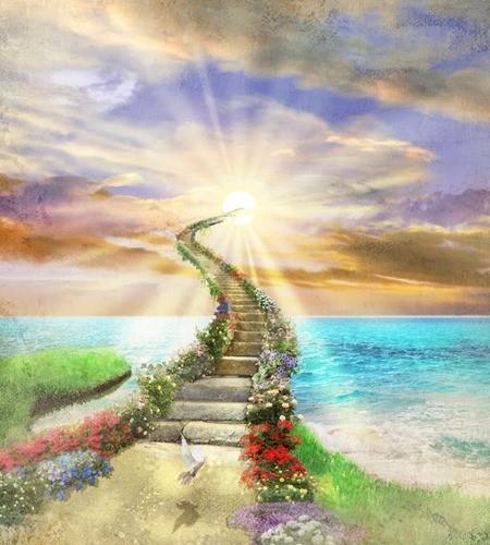 Поп Слик идёт в Рай
