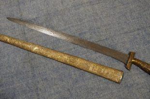 Ржавый меч сказка