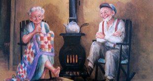 Счастливая старость сказка