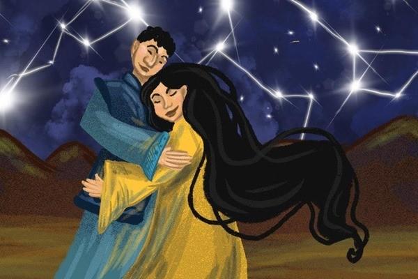 Семь звёзд сказка