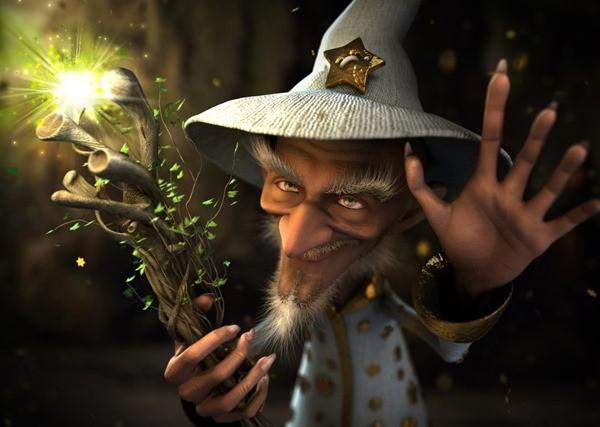 Сказка Злой волшебник