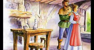 Сказка о бедняке и его жене