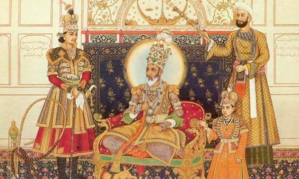 Сказка о шахе Аман-шахе и о его трех сыновьях сказка