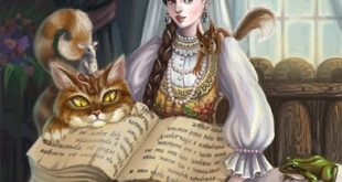 Сказка об умной девушке сказка