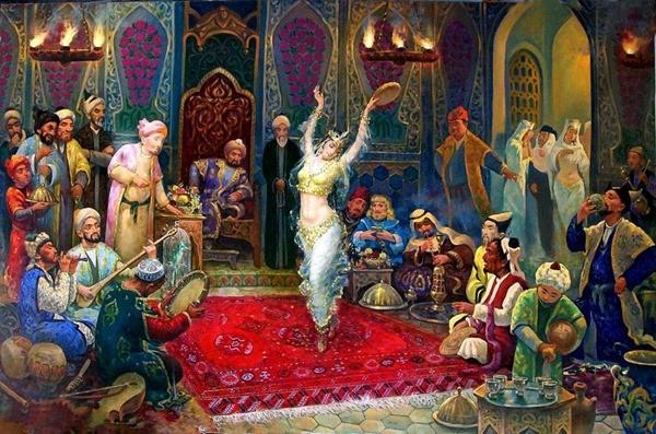 Сказка жены падишаха
