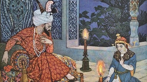 Султанша из подземелья