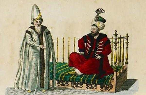 Царь и его визирь