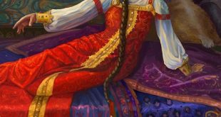 Царевна бездельница