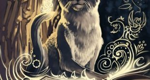 Учёная кошка сказка