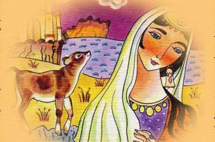 Умная жена (Азербайджанская сказка)