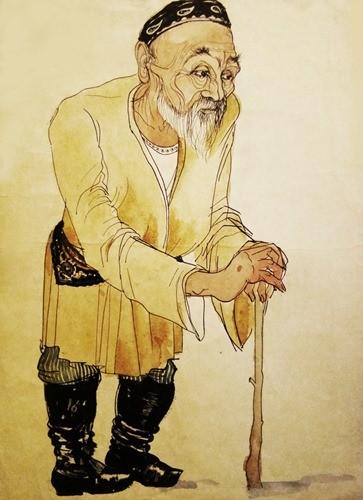 Умный старик сказка