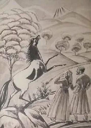 Вардапет и слуга