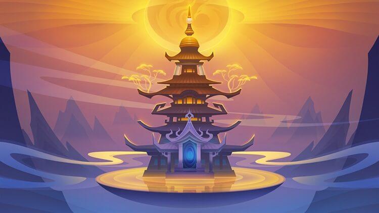 сказки Азии