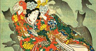 японские сказки книга